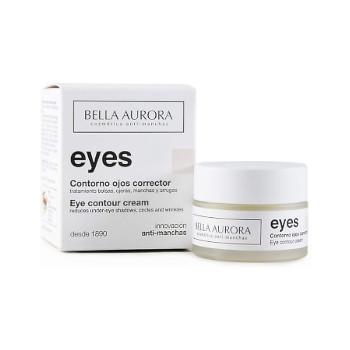 Bella Aurora Eyes crema para el contorno de Ojos y corrector