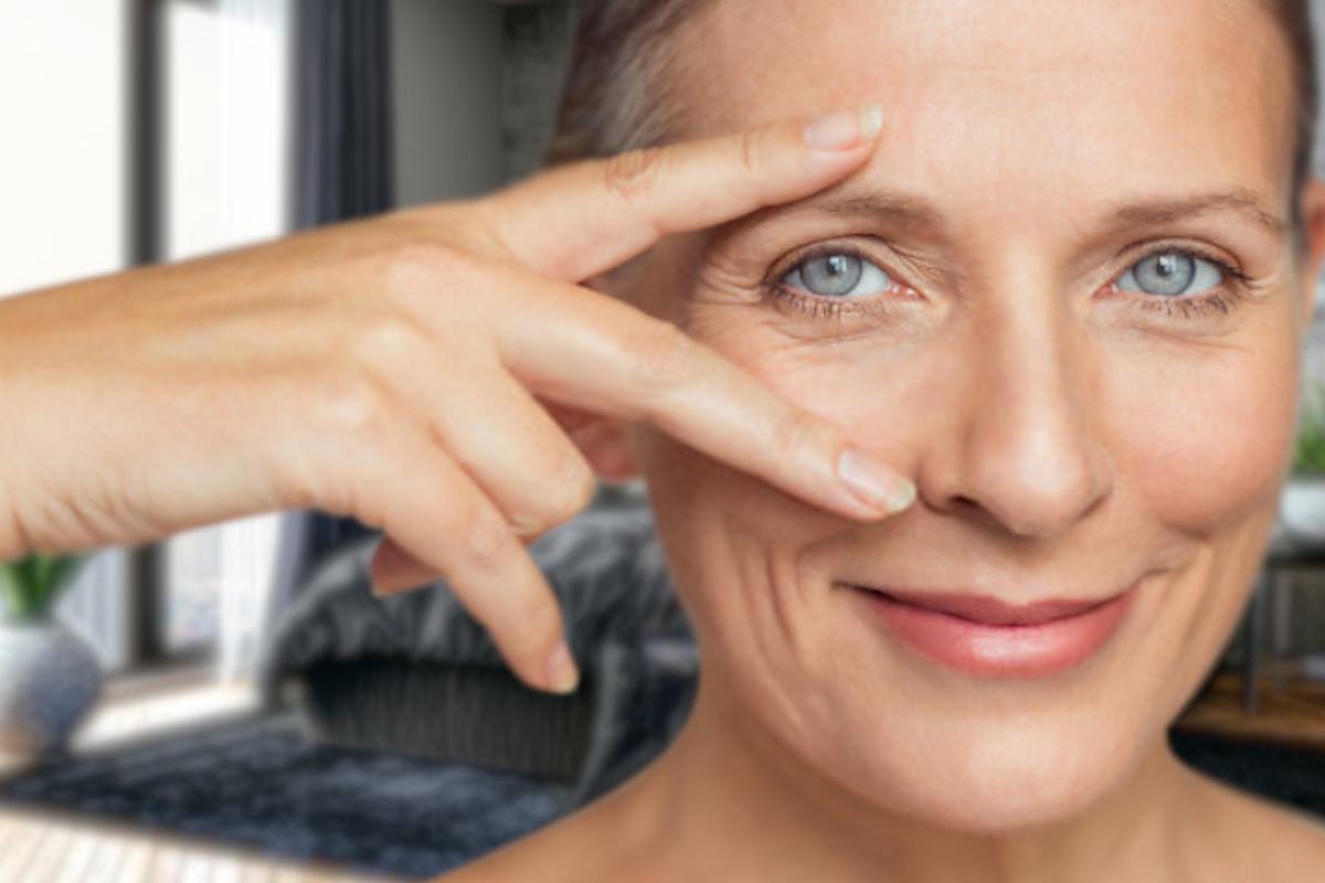 como quitar las arrugas de los ojos