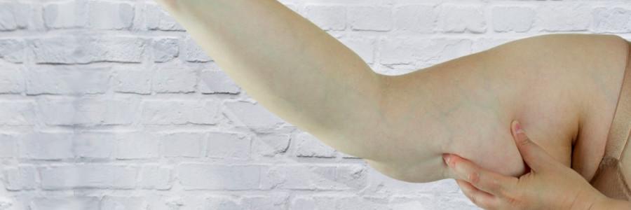 eliminar la celulitis de los brazos