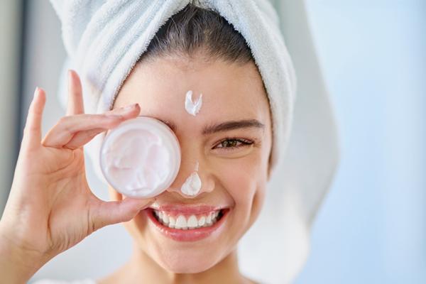 cremas recomendadas para la cara a partir de los 40