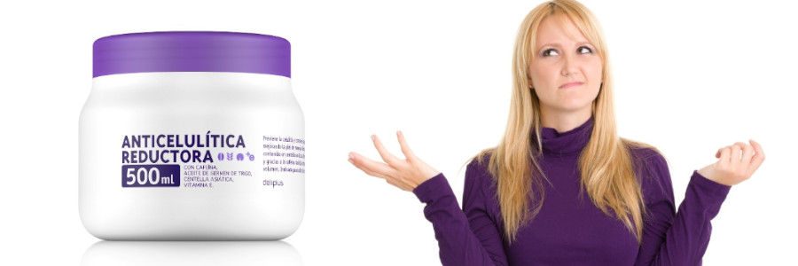Funciona la crema anticelulítica reductora de Mercadona